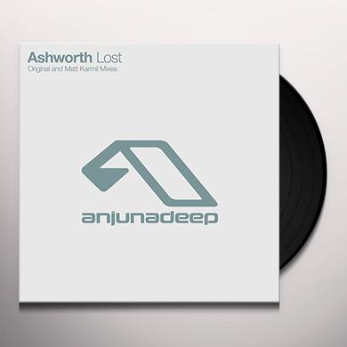 Ashworth LOST Vinyl Record