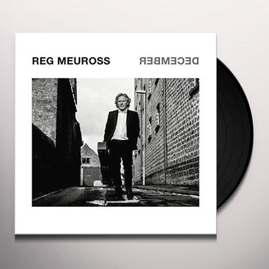 Reg Meuross DECEMBER Vinyl Record