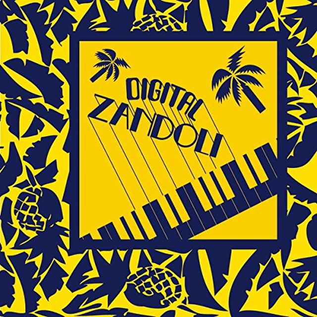 DIGITAL ZANDOLI / VARIOUS (UK) DIGITAL ZANDOLI / VARIOUS Vinyl Record - UK Import