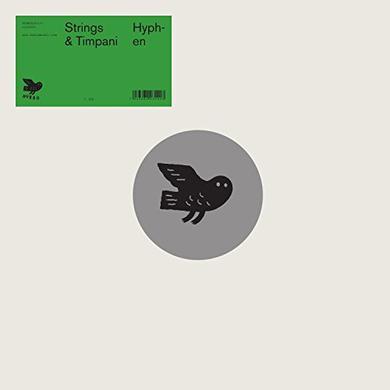 STRINGS & TIMPANI HYPHEN (WHITE LABEL) Vinyl Record