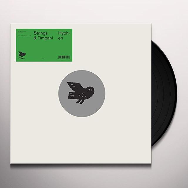STRINGS & TIMPANI HYPHEN (WHITE LABEL) Vinyl Record - UK Import