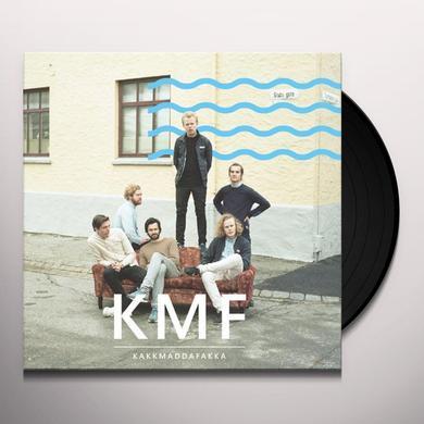 Kakkmaddafakka KMF Vinyl Record