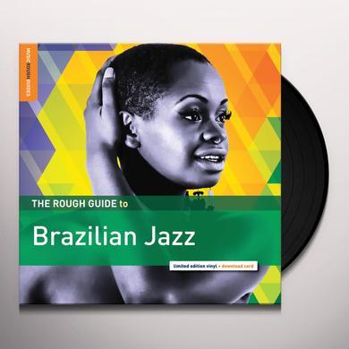 ROUGH GUIDE TO BRAZILIAN JAZZ / VARIOUS (UK) ROUGH GUIDE TO BRAZILIAN JAZZ / VARIOUS Vinyl Record - UK Import