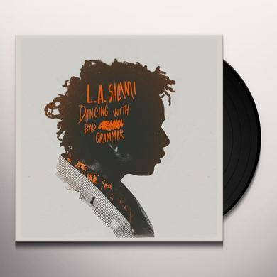 L.A. SALAMI DANCING WITH BAD GRAMMAR: DIRECTORS CUT Vinyl Record - UK Release