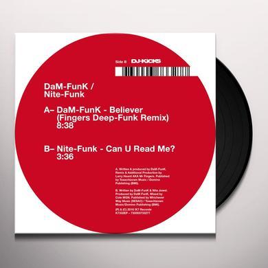 DAM-FUNK / NITE-FUNK BELIEVER / CAN U READ ME Vinyl Record