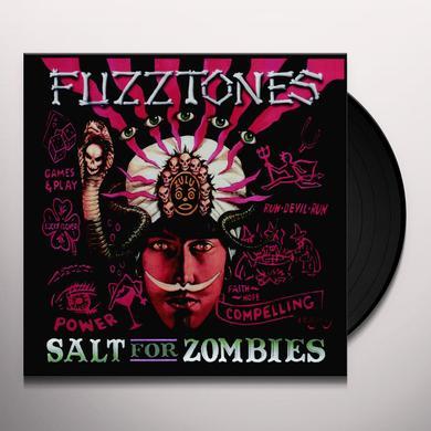 The Fuzztones SALT FOR ZOMBIES (WSV) Vinyl Record