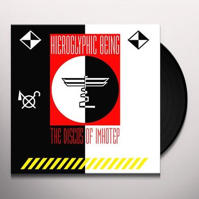 Hieroglyphic Being DISCO'S OF IMHOTEP Vinyl Record