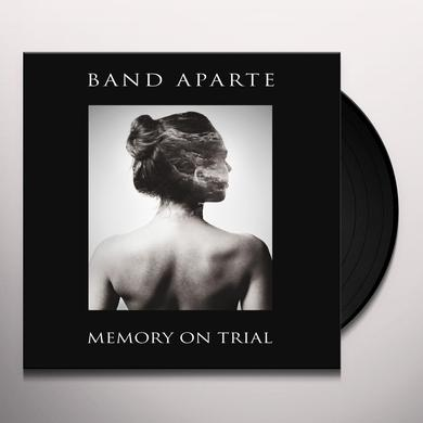 Band Aparte MEMORY ON TRIAL Vinyl Record