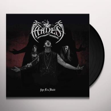 HADES ALMIGHTY / DRUDKH PYRE ERA BLACK / ONE WHO TALKS WITH THE FOG Vinyl Record