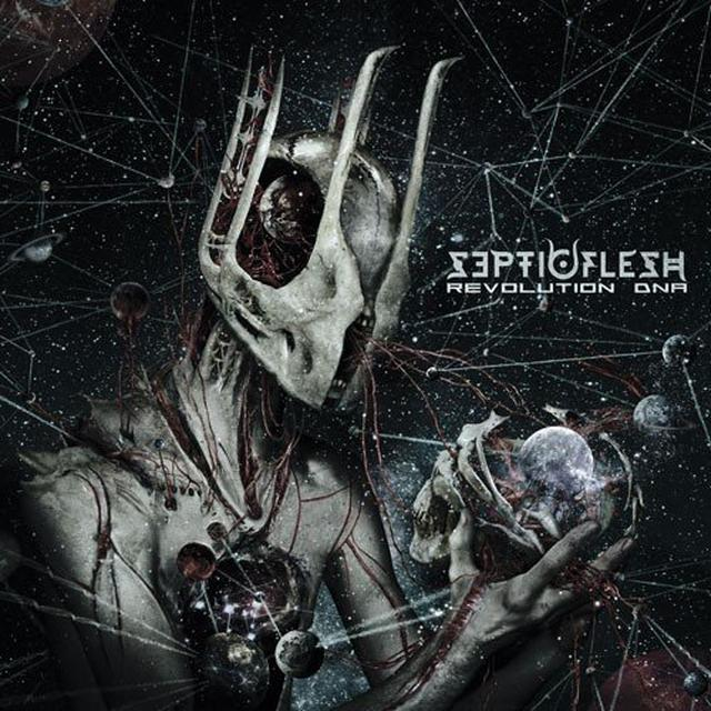Septicflesh REVOLUTION DNA Vinyl Record