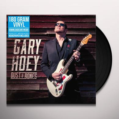 Gary Hoey DUST & BONES Vinyl Record - 180 Gram Pressing, Digital Download Included