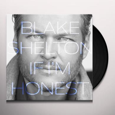 Blake Shelton IF I'M HONEST Vinyl Record