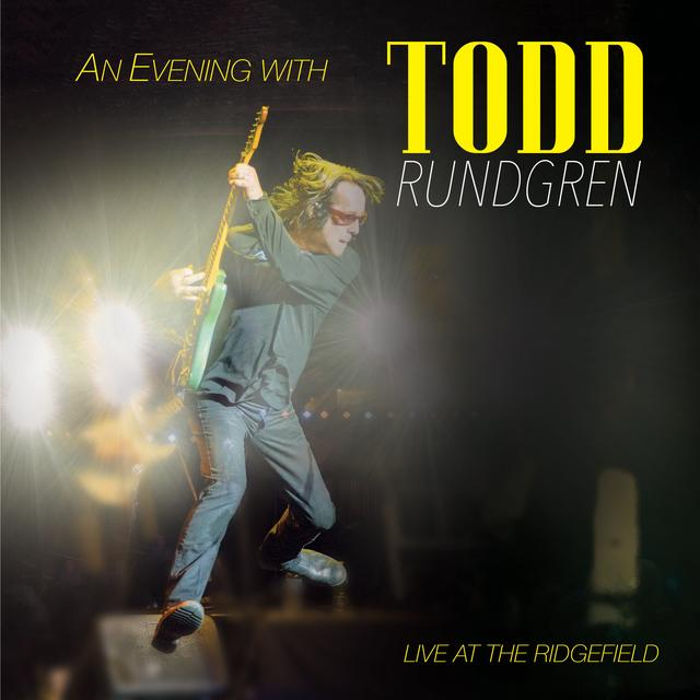 EVENING WITH TODD RUNDGREN-LIVE AT THE RIDGEFIELD Vinyl Record