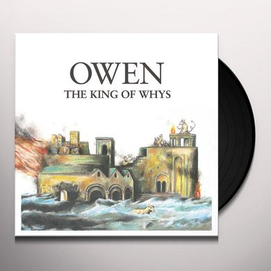 Owen KING OF WHYS Vinyl Record - 180 Gram Pressing, Digital Download Included