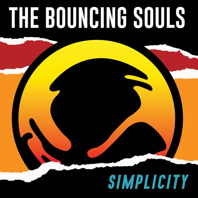 Bouncing Souls SIMPLICITY Vinyl Record - Colored Vinyl, Digital Download Included