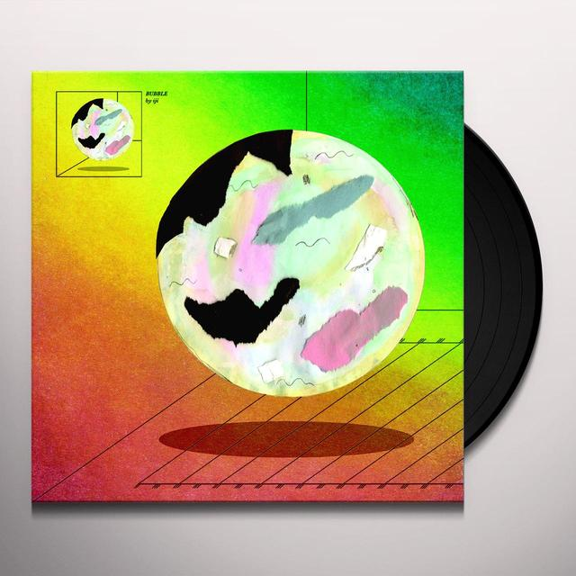 Iji BUBBLE Vinyl Record - Digital Download Included