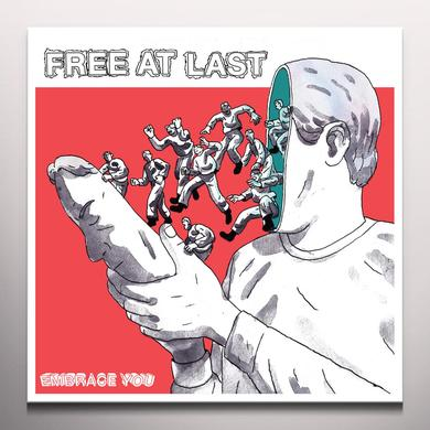 FREE AT LAST EMBRACE YOU Vinyl Record
