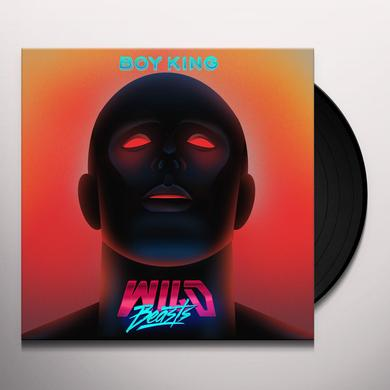 Wild Beasts BOY KING Vinyl Record - Digital Download Included