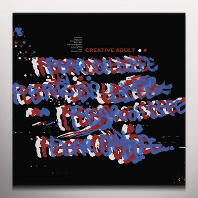 Creative Adult FEAR OF LIFE Vinyl Record - Colored Vinyl, Digital Download Included