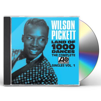 Wilson Pickett COMPLETE ATLANTIC SINGLES VOL ONE CD
