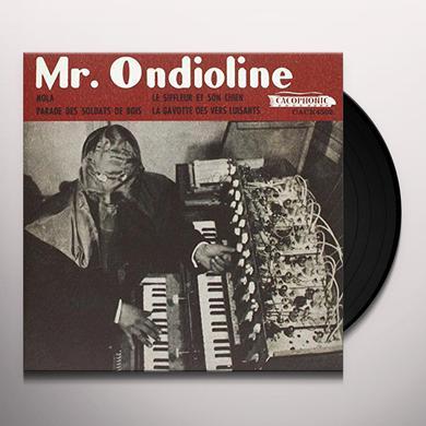 MR. ONDIOLINE MR.ONDIOLINE Vinyl Record