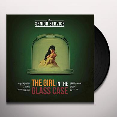 SENIOR SERVICE GIRL IN THE GLASS CASE Vinyl Record