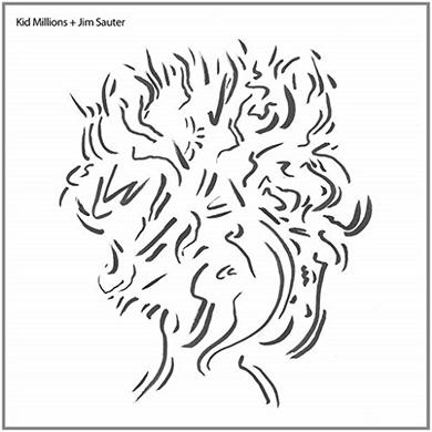 Kid Millions / Jim Sauter MILLION DOLLAR BAND / BULL RUN Vinyl Record