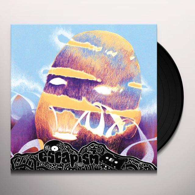 STAINLESS STEELE ESCAPISM Vinyl Record