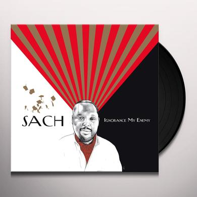 SACH OF THE NONCE IGNORANCE MY ENEMY Vinyl Record