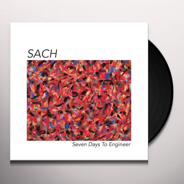 Sach SEVEN DAYS TO ENGINEER Vinyl Record