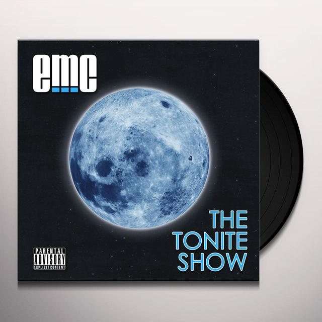 EMC (MASTA ACE WORDSWORTH & STRICKLIN) TONITE SHOW Vinyl Record