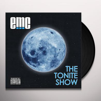 EMC (MASTA ACE WORDSWORTH & STRICKLIN) TONITE SHOW Vinyl Record