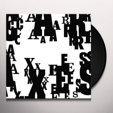 C.A.R / RED AXES CARAXES Vinyl Record
