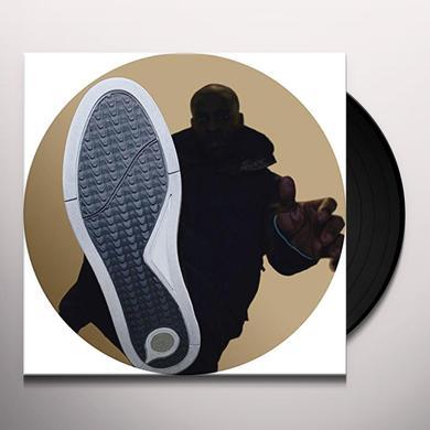 Terror Danjah JUICY PATTY Vinyl Record