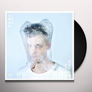 Sin Fang SPACELAND Vinyl Record