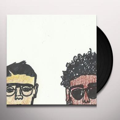 Sene & Blu A DAY LATE ... & A DOLLAR SHORT Vinyl Record