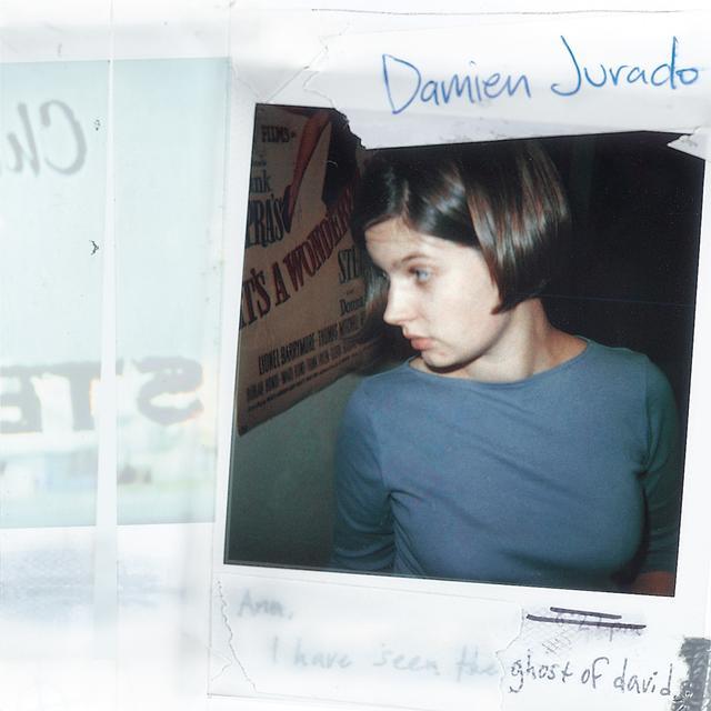 Damien Jurado GHOST OF DAVID Vinyl Record - Digital Download Included