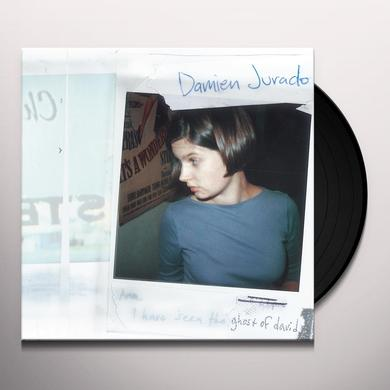 Damien Jurado GHOST OF DAVID Vinyl Record