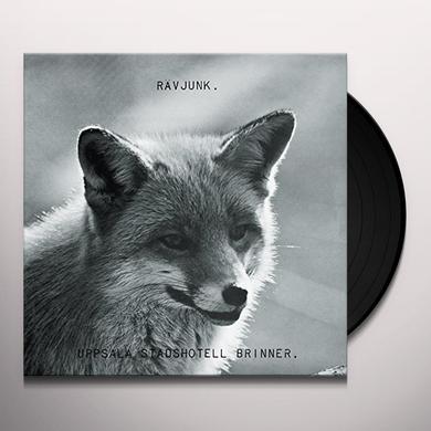 RAVJUNK UPPSALA STADSHOTELL BRINNER Vinyl Record
