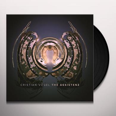 Cristian Vogel ASSISTENZ Vinyl Record