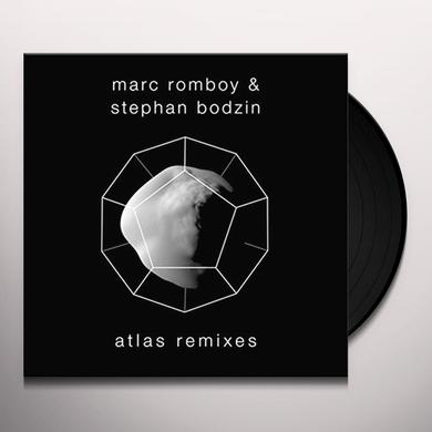 Marc Romboy / Stephan Bodzin ATLAS (REMIXES) Vinyl Record