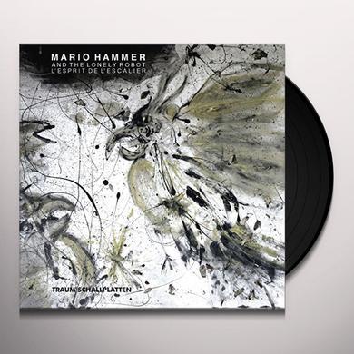 Mario Hammer & Lonely Robot L'ESPRIT DE L'ESCALIER REMIXES Vinyl Record