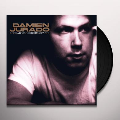 Damien Jurado REHEARSALS FOR DEPARTURE Vinyl Record - Digital Download Included