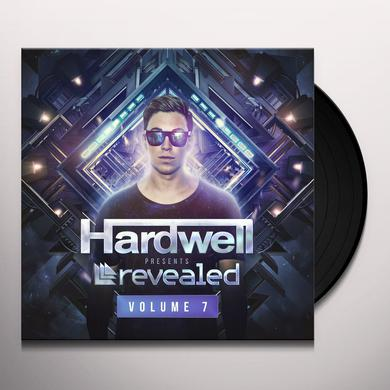 Hardwell REVEALED 7 Vinyl Record - 180 Gram Pressing, Holland Import