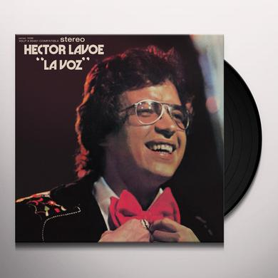 Hector Lavoe LA VOZ  (FRA) Vinyl Record - 180 Gram Pressing