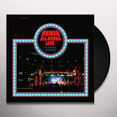 Fania All Stars LIVE AT YANKEE STADIUM: VOL 2  (FRA) Vinyl Record - 180 Gram Pressing