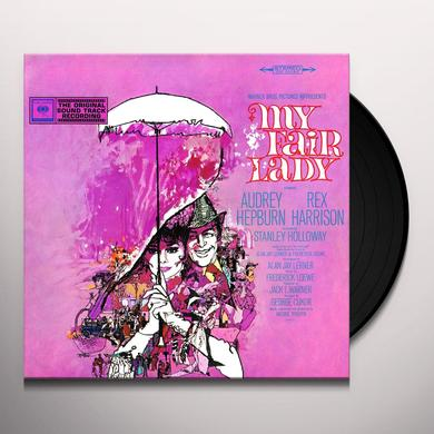 MY FAIR LADY: EXPANDED / O.S.T. (HOL) MY FAIR LADY: EXPANDED / O.S.T. Vinyl Record - Holland Import