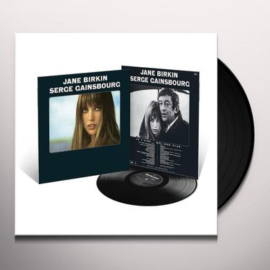 JANE BIRKIN ET SERGE GAINSBOURG Vinyl Record