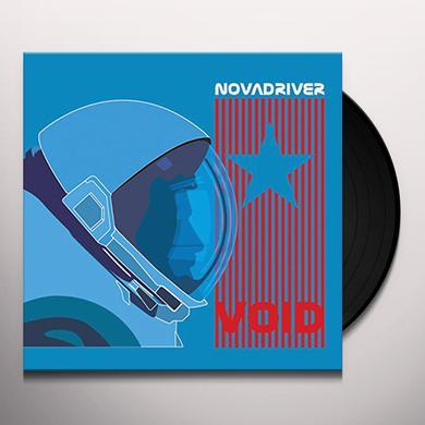 Novadriver VOID Vinyl Record