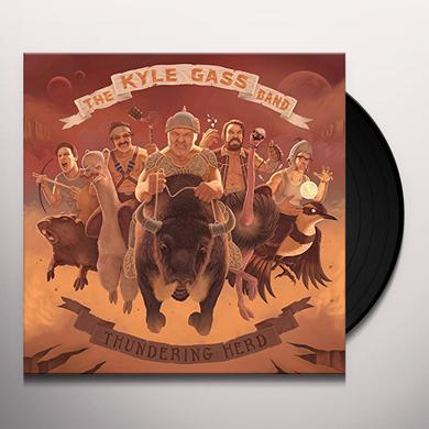Kyle Gass THUNDERING HERD Vinyl Record